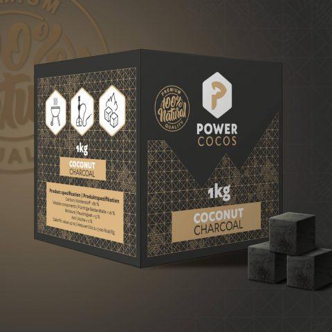 PowerCocos Verpackung